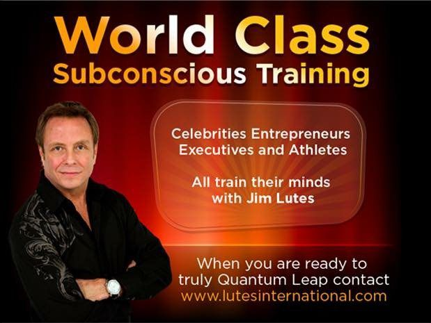 jim lutes events