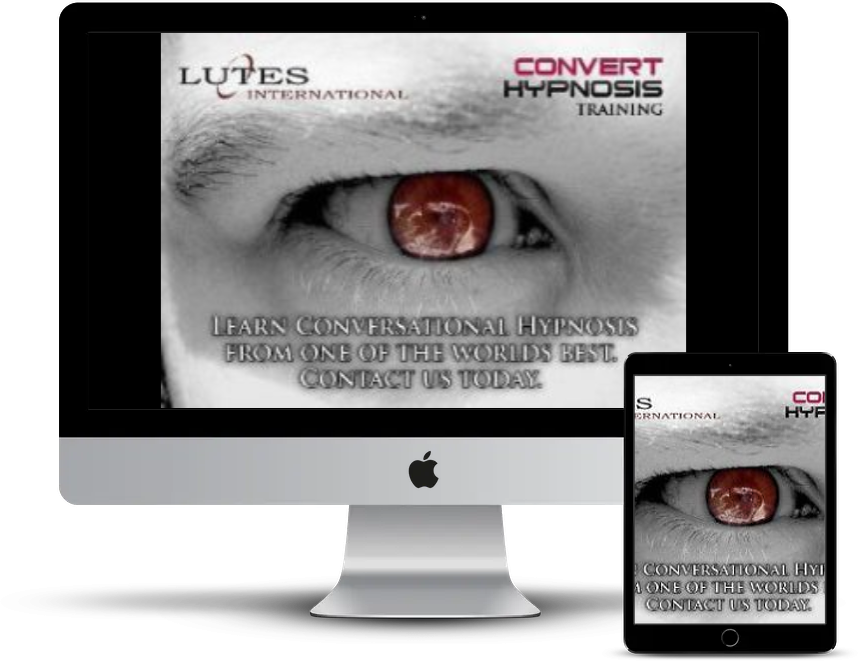 Covert Hypnosis Training